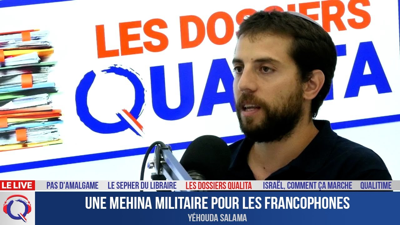 Un programme de préparation à l'armée pour les jeunes Franco-israéliens - Dossier#237