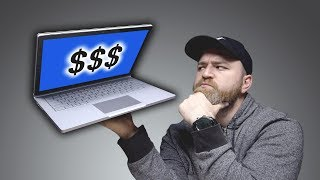 Unboxing the top 13.5-inch Microsoft Surface Book 2 NordVPN - https://nordvpn.com/unboxtherapy USE OFFER CODE - Unboxtherapy The Microsoft Surface ...