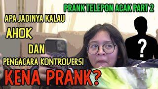 GILIRAN AHOK DAN PENGACARA KONTROVERSI KENA PRANK TELEPON CINTA KUYA!!!