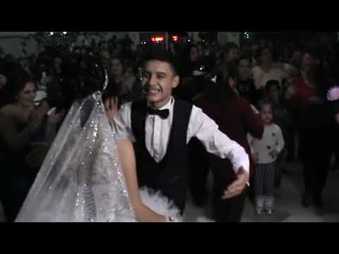 Kırklareli  Roman Düğünleri Sercan ın düğünün de  Edirneli Umut Erol Balparmak ve KEŞANLI YAŞAM 2018