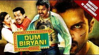 Dum Biryani Biriyani Tamil Dubbed Hindi Full Movie  Karthi, Hansika Motwani, Premgi Amaren1