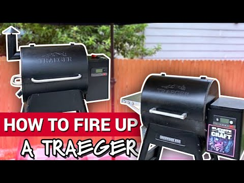 How To Fire Up Your Traeger - Ace Hardware