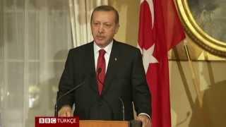 Erdoğan'dan soru soran gazeteciye tepki - BBC TÜRKÇE