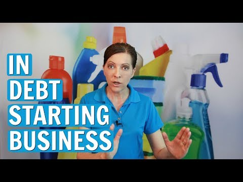 No Money - How To Start A Cleaning Business When You're Broke ⭐⭐⭐⭐⭐