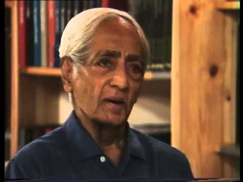 J. Krishnamurti - Brockwood Park 1983 - Conversation 1 - What will bring about change in the brain?