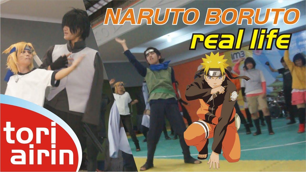 naruto real life movie