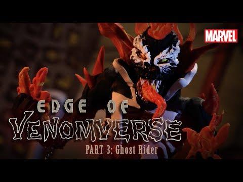 Ghost Rider is VENOMIZED – Part 3 – Edge of Venomverse