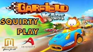 GARFIELD KART - Oh Just Shit Right Off