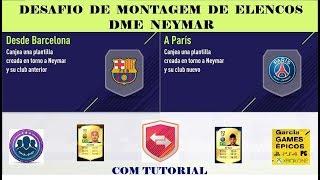 FIFA 18 DME SBC NEYMAR b9c35f18f2