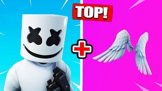 The 10 best TRYHARD Skin combinations you need to have! - Fortnite Battle Royale English