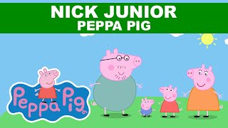 Peppa Pig Full Game Episode of The New House - Complete Walkthrough - Cartoon for Kids (Game by Nick Jr.) HD 1080p English