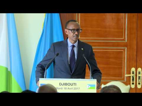 State Visit to the Republic of Djibouti, 18 April 2017