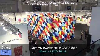 ART ON PAPER 2020