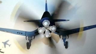 F4U-1D Corsair Cieling fan