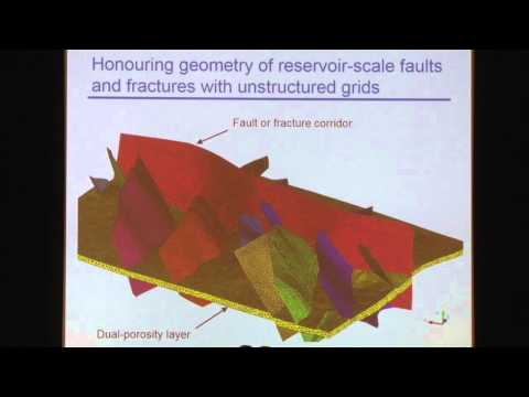 Numerical Simulation of Fractured Reservoirs