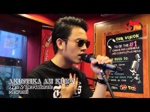 Akustika AM Krew - Akim & The Majistret - Mewangi