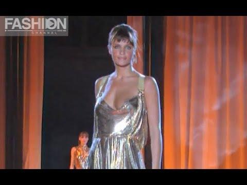GIANNI VERSACE Fall 1994/1995 Paris - Fashion Channel