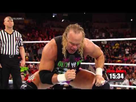 WWE Royal Rumble 2014 Preshow HD