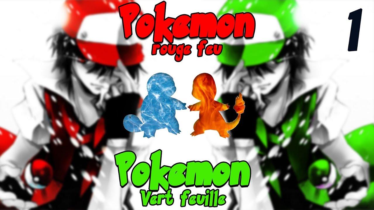 Pokemon rouge feu et vert feuille episode 1 anthow et - Sulfura pokemon rouge ...
