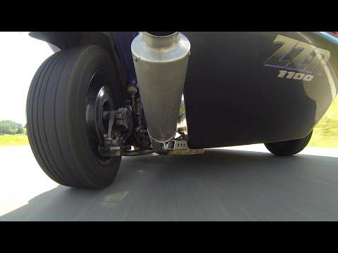 the old man & the machine | Side Car Kawasaki ZZR 200HP