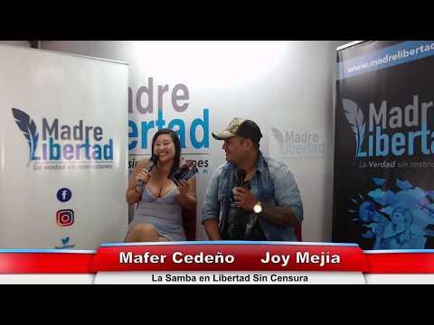 La Samba En Libertad Sin Censura   Invitado: Joy Mejía   11/12/2019   MADRE LIBERTAD ECUADOR