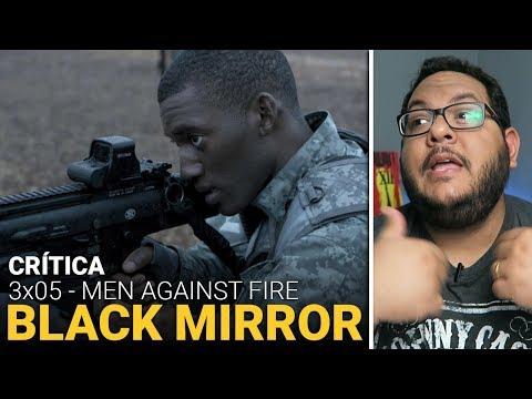 BLACK MIRROR 3x05 - Men Against Fire | Netflix | Crítica