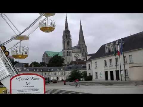 City Centre, Chartres, France