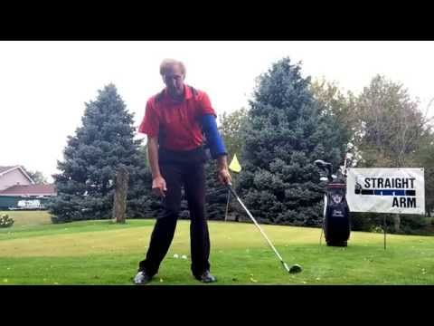 Straight Arm Instructional Series #9. PGA Professional And the inventor of the Straight Arm.