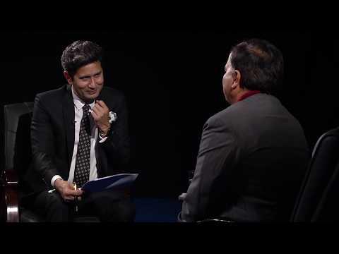 Ishwor Pokharel, General Secretary, CPN-UML in TOUGH talk with Dil Bhusan Pathak