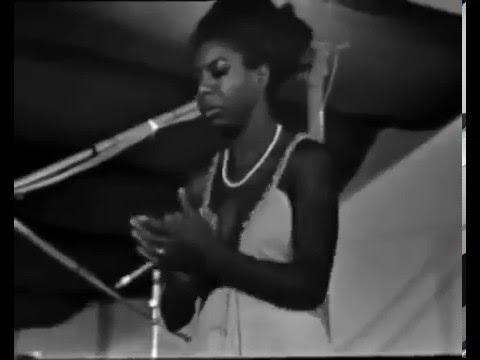 "Nina Simone ""Be my husband"", live à Antibes 1965"