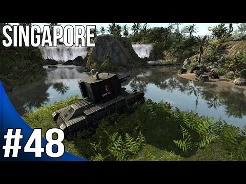 Men of War: Assault Squad 2 - Singapore - Japan Campaign