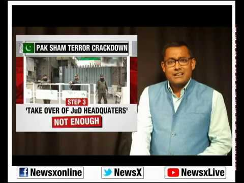 Pakistan Claims Crackdown On Several Terror Outfits Operating From its Soil, India Questions