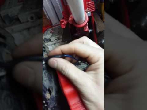 Видео Проверка генератора ваз 2110  без стенда