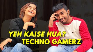 @Techno Gamerz SHOCKED! | Mind Reading | Suhani Shah