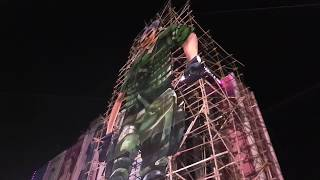Vivegam fans celebration | vivegam movie release| thala fans | ajith vivegam ticket booking