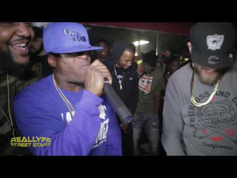 CRIP VS BLOOD .... BATTLE RAP OG Percy Rapping @Club 1912 at LFTB event