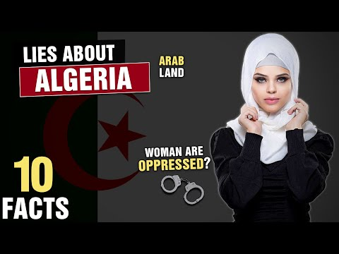 10 Biggest Lies About Algeria