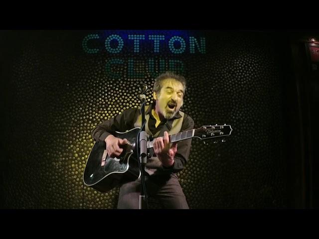 Daniel Higienico en directo en Cotton Club Bilbao Mucho look y pocas nueces