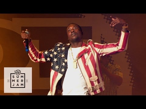 MEEK MILL - Live at Summer Jam 2014 (Part 1)