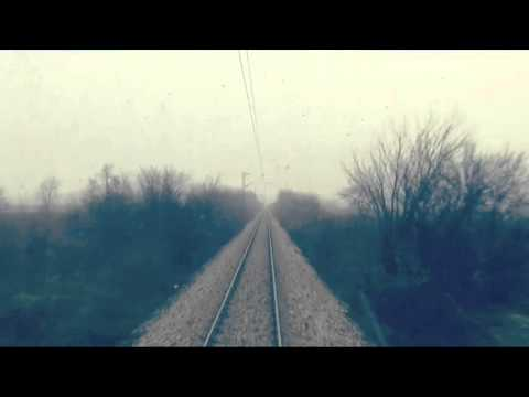 Train Driver's view/railroad in Serbia from Vrbas to Lovcenac - SERBIAN RAILWAYS
