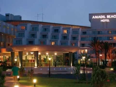 last minute marokko 4 hotel atlas amadil beach agadir youtube. Black Bedroom Furniture Sets. Home Design Ideas