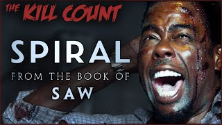 Spiral: From the Book of Saw (2021) KILL COUNT