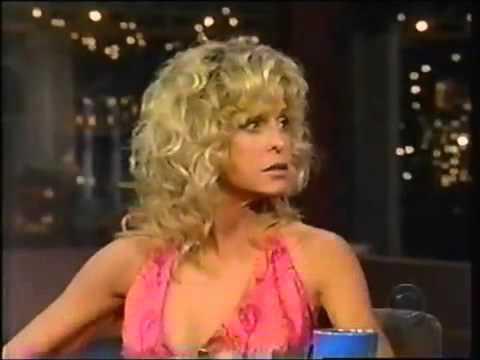 Farrah Fawcett David Letterman Interview