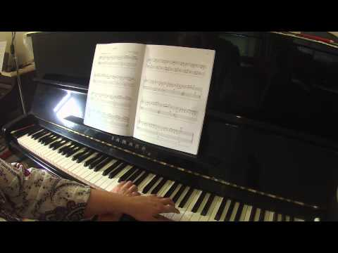 Angelfish by Anne Crosby Gaudet  RCM piano repertoire grade 1 2015 Celebration Series