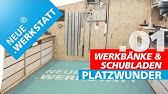 Diy Werkstatt Tisch Einfache Werkbank Selber Bauen Youtube