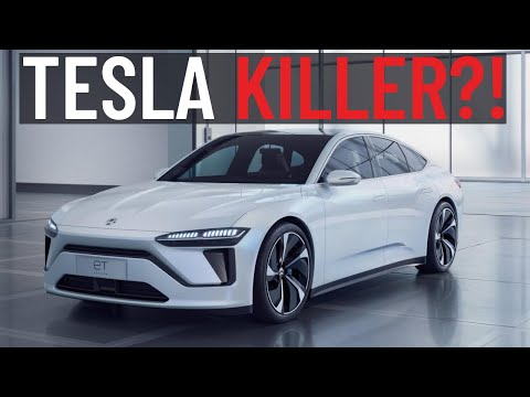 NIO Cars - Could This Be The Next TESLA?!
