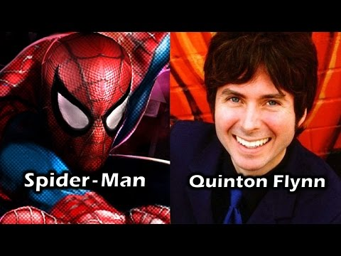 Characters and Voice Actors - Marvel Ultimate Alliance