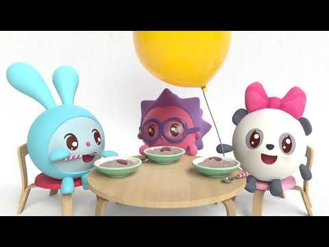 Малышарики - Сборник серий крутых приключений | Все подряд | Весёлые мультики для детей