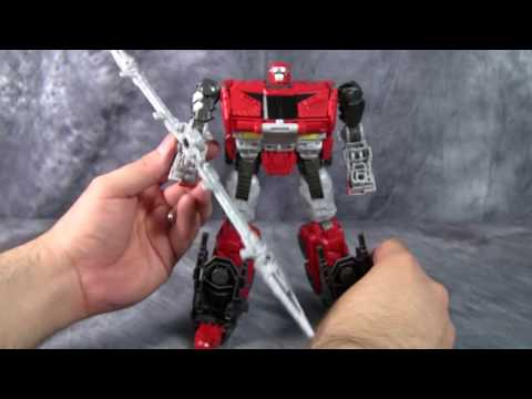 Zan Transformers Go Arms Micron Figure
