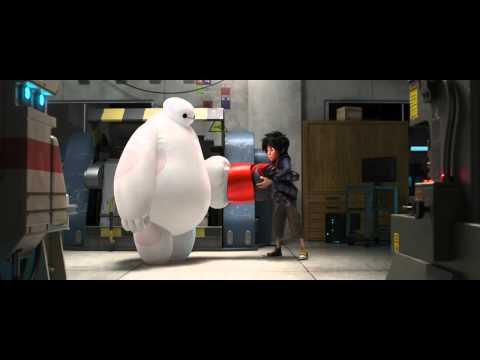 Operação Big Hero 6 - Trailer Dublado